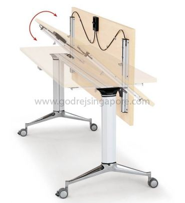 Training Table - Wooden Modesty LS717-1800mm.