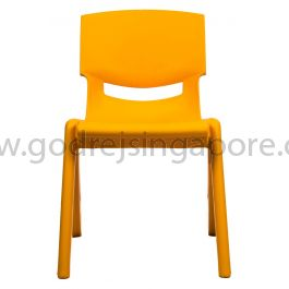 Childrens Chair Ycx Series 003 Orange