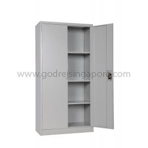 FULL HEIGHT SWING DOOR METAL CABINET