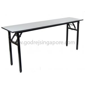 Folding Banquet Table 1800mm X 450mm