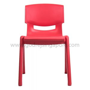 Childrens Chair YCX004 - Red 33.5cm High