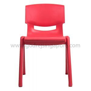 Childrens Chair YCX001 - Red 30.0cm High