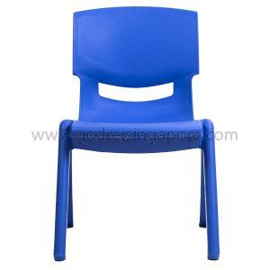 Childrens Chair YCX003 - Blue 26.0cm High