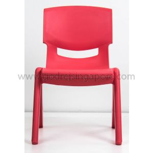 Childrens Chair YCX003 - Red 26.0cm High