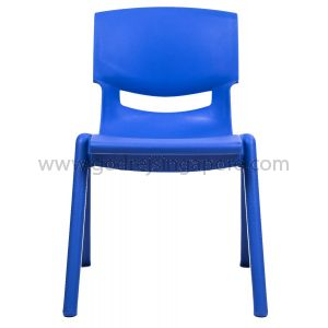 Childrens Chair YCX001 - Blue 30.0cm High