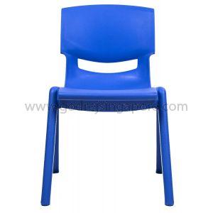Childrens Chair YCX001 - Blue 30.0cm High