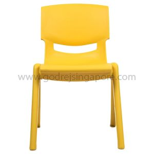 Childrens Chair YCX001 - Yellow 30.0cm High