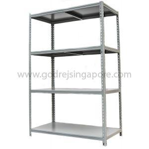 Boltless Rack Shelving Medium Duty 250kg/Shelf UDL