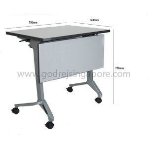 Work  From Home  Table   LS711-750mm.-Beech