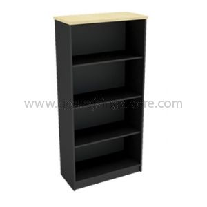 Full Height Open Shelf Cabinet 1800mm