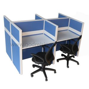 Hot Desking 4 Cluster