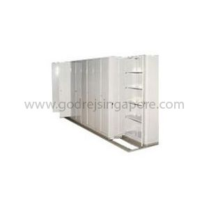 Lateral Mobile Shelving / Compactor