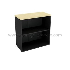 Half Height Open Shelf Cabinet 870mm