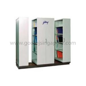 Manual Mobile Shelving / Compactor