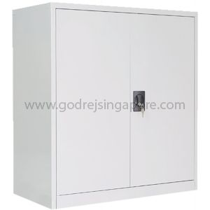 HALF HEIGHT SWING DOOR METAL CABINET