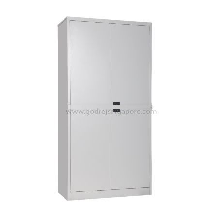 FULL HEIGHT SWING DOOR METAL CABINET WITH SECURITY BAR | Godrej U2013 Furniture  Solutions Provider Singapore