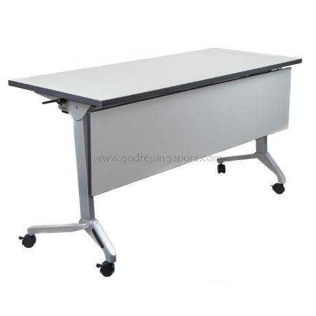 Training Table Wooden Modesty Panel Ls711 1800mm