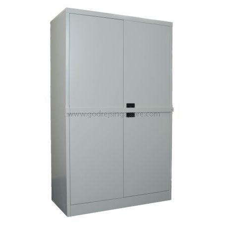 Swing Doors Metal Cabinet 1500mm With Locking Bar