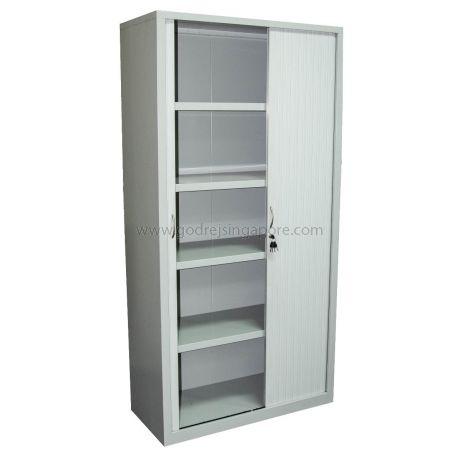 Full Height Tambour Door Cabinet 900mmw Godrej Furniture